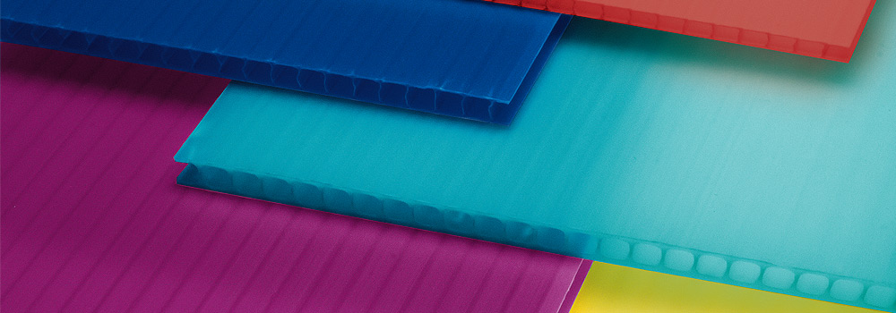 Corrugated Polypropylene Colors Group